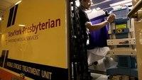 Go inside a mobile stroke ambulance