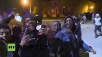 6 cops hurt, 34 arrested in violent Baltimore protests