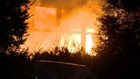 Mayday: Mass. firefighters trapped in house fire, rescued