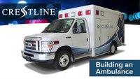 Building an ambulance: Crestline CCL 150