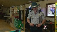 La. Lt. Clay Higgins searching for 'big gray lizard'