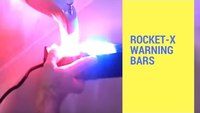LED OUTFITTERS REVIEWS Rocket-X Warning Bars REVIEW