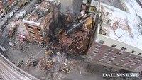 Tests detect gas underground after NYC blast