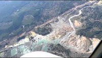 911 calls capture aftermath of Wash. mudslide