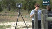 Osceola County Forensics and FARO Focus Laser Scanner