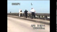 Fla. deputies rescue suicidal man from bridge