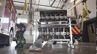 OnScene Solution's SafeTSystem air cylinder management system
