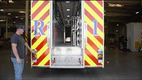 Poudre Fire Authority provides walk-around of walk-in heavy rescue