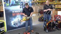 Super Vac unveils Battery-Powered Chainsaw Conversion Kit
