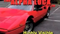 Secure Your Patrol Car Tires with The AlphaLock