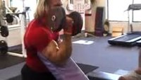 Muscle Fortress Short Spot