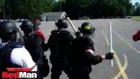 Redman: Crowd Management Soft Squads Drill