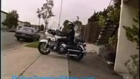 Slow Speed Motorcycle Riding from PoliceTrainingFilms.com