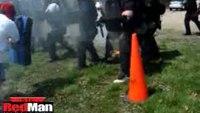Redman: Crowd Management Hard Squads Drill