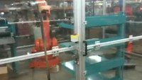 Robot by Havis Sorts and Stacks Lighting Equipment