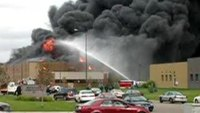 Minn. chemical plant fire