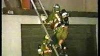 Improper ladder heeling