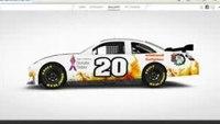 Wildland FF Charity NASCAR Design Vote
