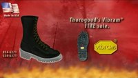 Thorogood Shoes - Hellfire Fireboots - 834-6371 _ 534-6371