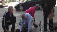 Citizen's arrest caught on camera