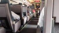 K-9 bomb detection on Amtrak