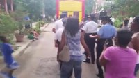 Philly cops do 'The Wobble' on National Night Out
