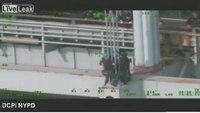 Police rescue suicidal man from bridge