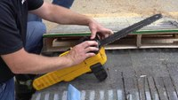 Transform your battery-powered chainsaw in 2 minutes