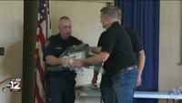 Flint police receive body armor donation from Colorado's Angel Armor
