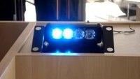 Rontan Laser Led Window Mount Light