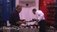 Boston Leather at Police Security Expo 2008