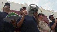 Radar helps locate disaster victims
