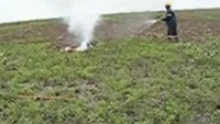 Firefighters can't get pump to work