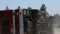 NIOSH ambulance crash test video