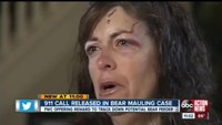 911 call: Bear mauls Fla. mother