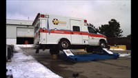 Braun Ambulances Debuts First Rollover Ambulance Crash Test