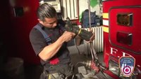Profiles in Bravery: Firefighter Alexander Martinez