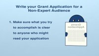 EMS Grants Help Quick Tip: Write your Grants Application for a Non-Expert Audience