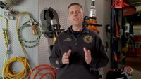 FIREGROUND Flash Tip: Advancing hose line up stairs