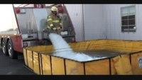 A.H. Stock Model 1050 Newton Kwik Dump Flow Test Results