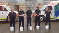 EMS ice bucket challenge