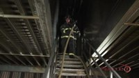 FIREGROUND Flash Tip: Descending stairs with a hose line