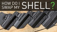 Gun Holster Shells - Free Exchanges