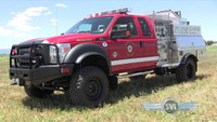 SVI Brush Truck - Sugar Loaf FPD