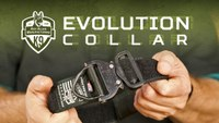 Evolution Collar - Nylon Cobra Buckle Dog Collar