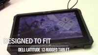 Gamber Johnson's Docking Station for Dell Latitude 12 Rugged Tablet