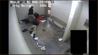 Video released Monday of Okla. inmate struggle