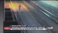 Ind. inmates escape jail through hole