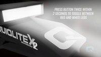 QuiqLiteX2 Aluminum 200 Lumens