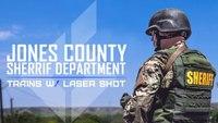 Jones County Sheriff Dept. trains with Laser Shot